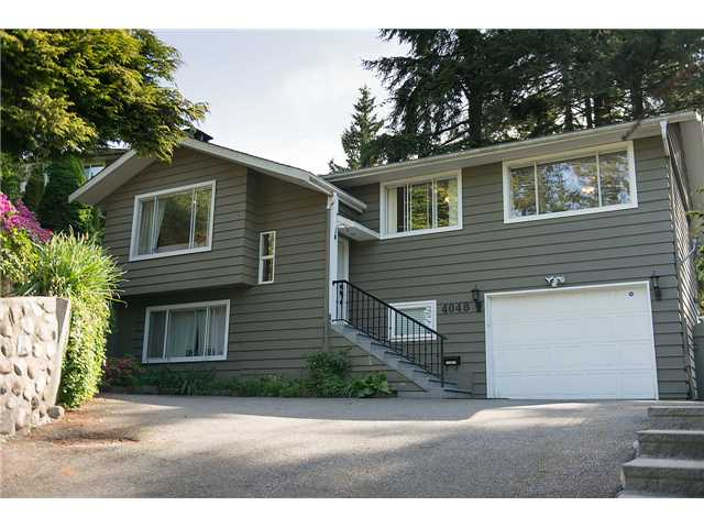 Main Photo: 4048 Capilano Road in North Vancouver: Canyon Heights NV House for sale