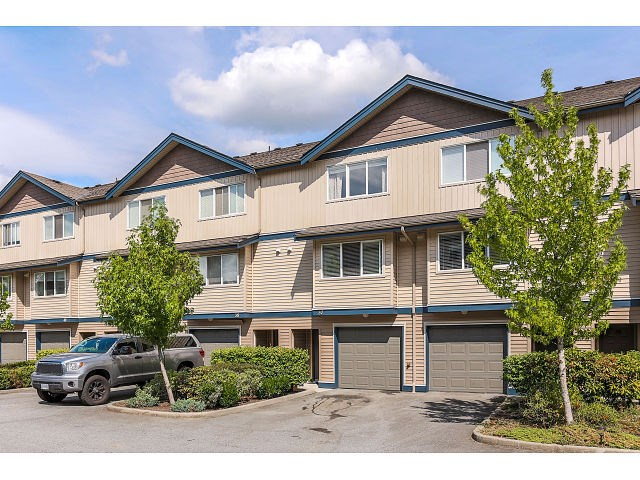 Main Photo: # 37 1268 RIVERSIDE DR in Port Coquitlam: Riverwood Condo for sale : MLS(r) # V1134859