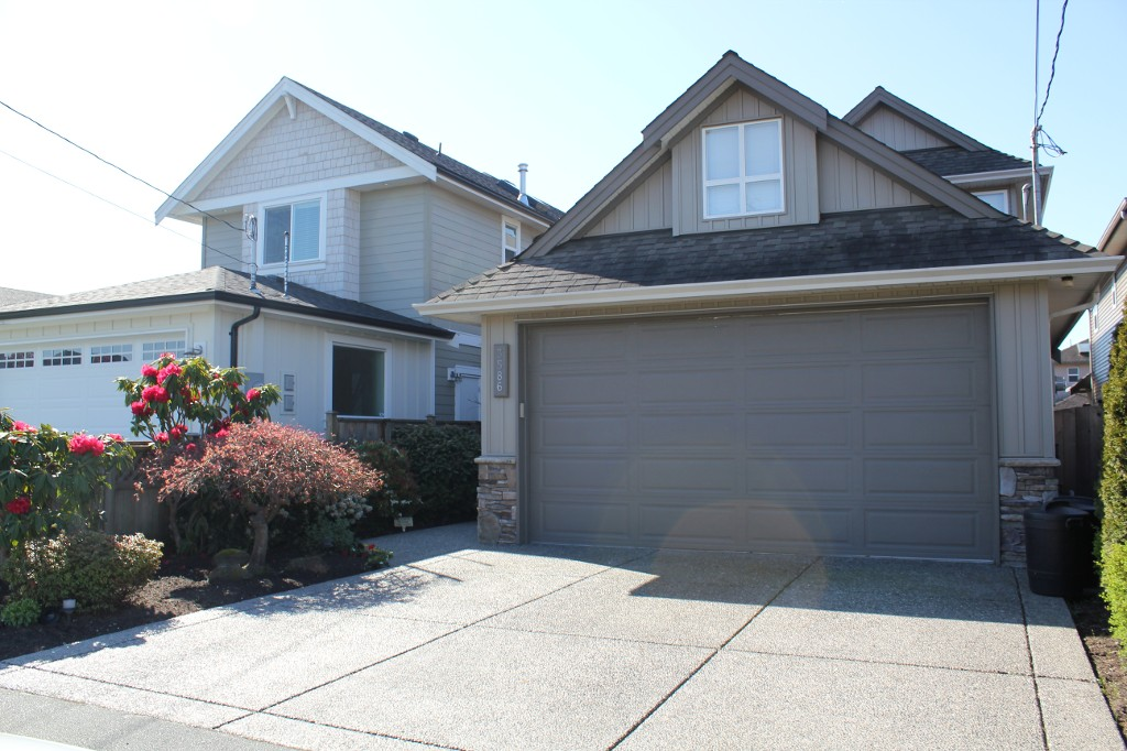 Main Photo: 3586 Pleasant Street in Richmond: Steveston Villlage House  : MLS® # V1001449