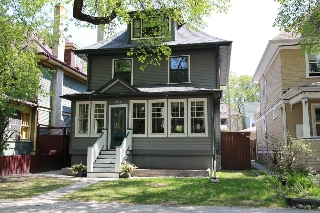 Main Photo: 121 Ruby Street in Winnipeg: Wolseley Single Family Detached for sale (West Winnipeg)  : MLS® # 1613615