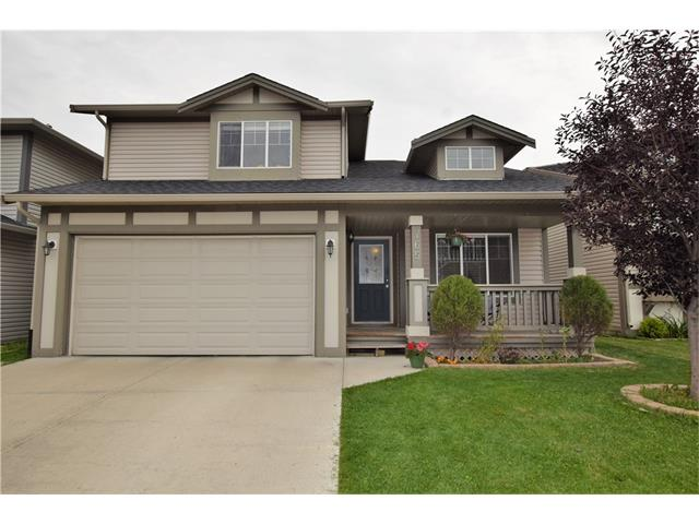 Main Photo: 765 LUXSTONE SQ SW: Airdrie House for sale : MLS® # C4079403