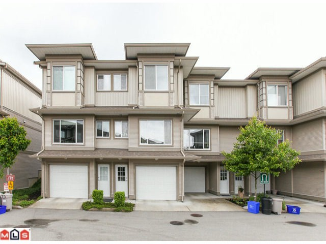 "Photo 2: 22 18701 66TH Avenue in Surrey: Cloverdale BC Townhouse for sale in ""ENCORE"" (Cloverdale)  : MLS® # F1215196"