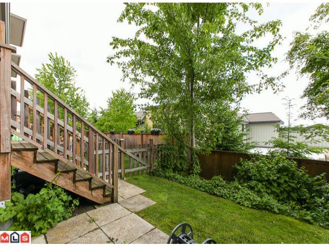 "Photo 10: 22 18701 66TH Avenue in Surrey: Cloverdale BC Townhouse for sale in ""ENCORE"" (Cloverdale)  : MLS® # F1215196"