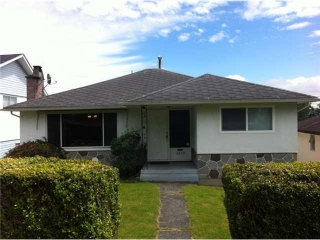 Main Photo: 2378 HARRISON Drive in Vancouver: Fraserview VE House for sale (Vancouver East)  : MLS® # V957604