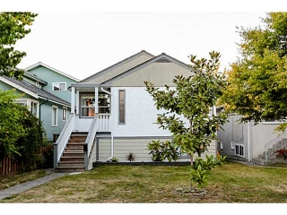 Main Photo: 779 E 31ST Avenue in Vancouver: Fraser VE House for sale (Vancouver East)  : MLS(r) # V986349