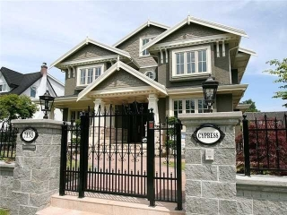 Main Photo: 7138 CYPRESS Street in Vancouver: South Granville House for sale (Vancouver West)  : MLS® # V977844