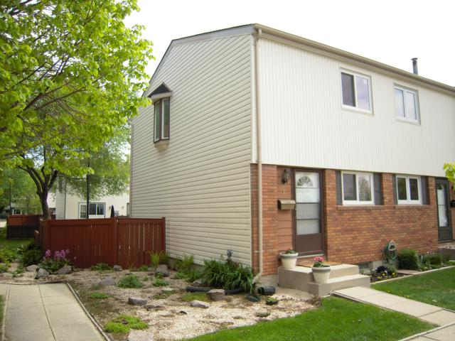 Main Photo: 3887 Ness Avenue in WINNIPEG: Westwood / Crestview Condominium for sale (West Winnipeg)  : MLS®# 1311370