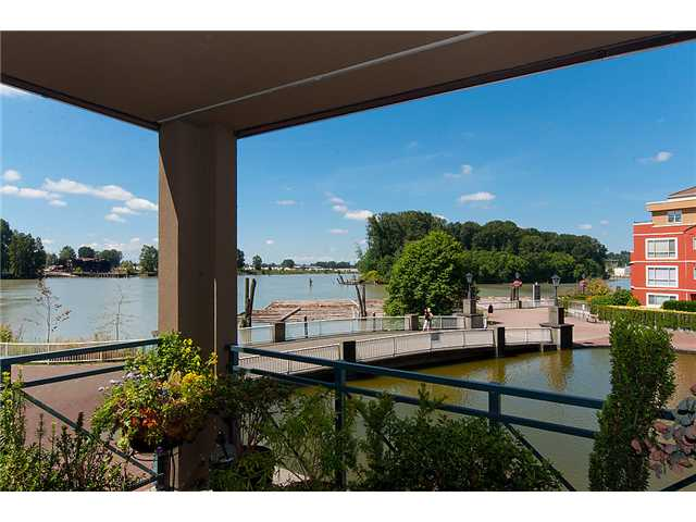 "Main Photo: # 204 2 RENAISSANCE SQ in New Westminster: Quay Condo for sale in ""THE LIDO"" : MLS® # V1018101"