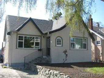 Main Photo: 3120 Quadra Street in VICTORIA: Vi Mayfair Residential for sale (Victoria)  : MLS(r) # 261925