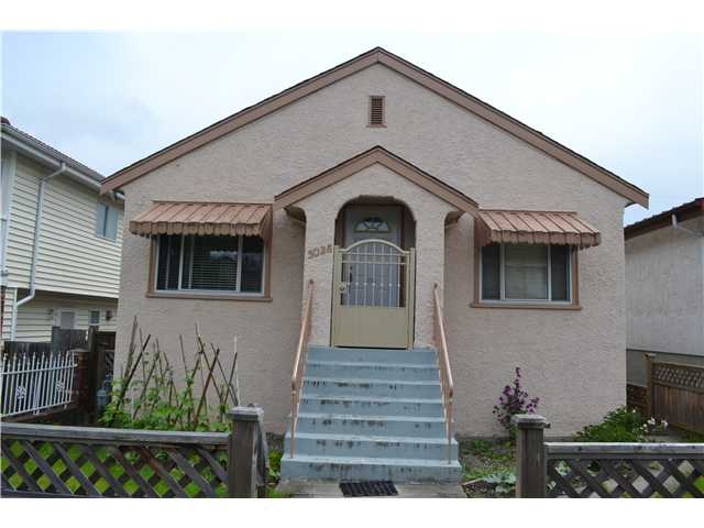 Main Photo: 5028 CLARENDON ST in Vancouver: Collingwood VE House for sale (Vancouver East)  : MLS® # V1016451