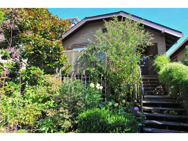 Main Photo: 5998 LARCH ST in Vancouver: Kerrisdale House for sale (Vancouver West)  : MLS® # V1085087