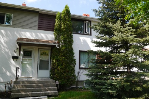 Main Photo: 35 Vincent Street in Winnipeg: Fort Garry Townhouse for sale (South Winnipeg)  : MLS® # 1427579