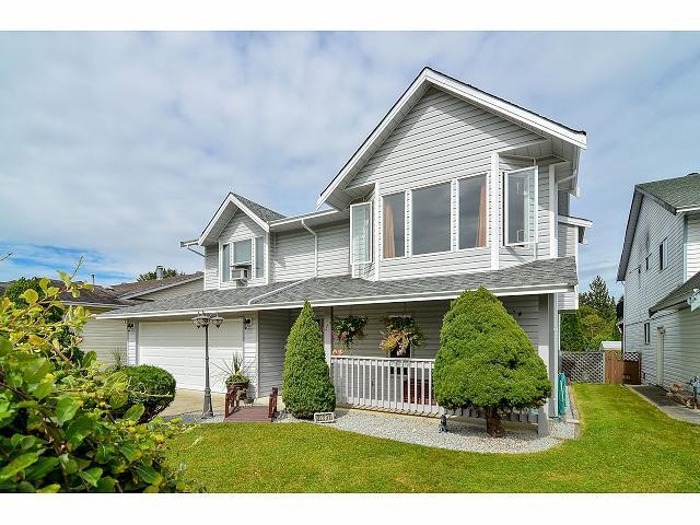 Main Photo: 22891 125A AV in Maple Ridge: East Central House for sale : MLS® # V1082322