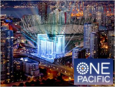 Main Photo: #810 at ONE PACIFIC by CONCORD PACIFIC in : Downtown VW Condo  (Vancouver West)