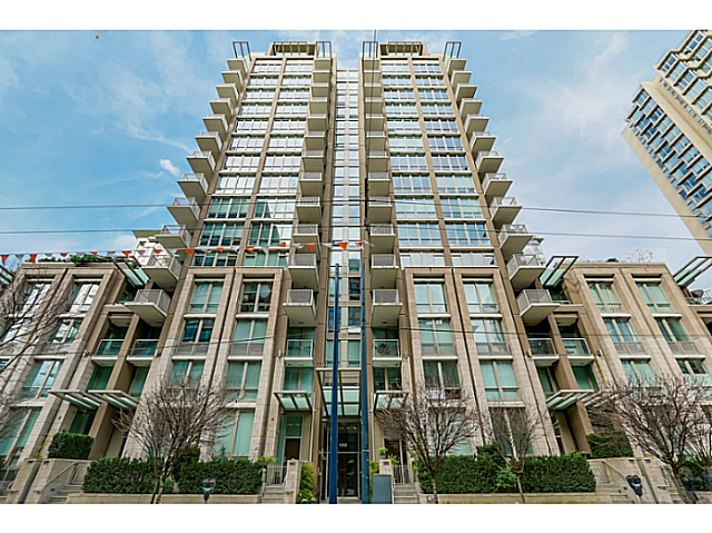 Main Photo: 703 1055 Richards Street in vancouver: Condo for sale : MLS® # v1115128