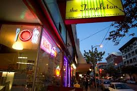 Main Photo: ~ TEMPLETON DINER ~ in 1087 Granville Street, Vancouver: Home for sale (Vancouver West)  : MLS® # V4044351