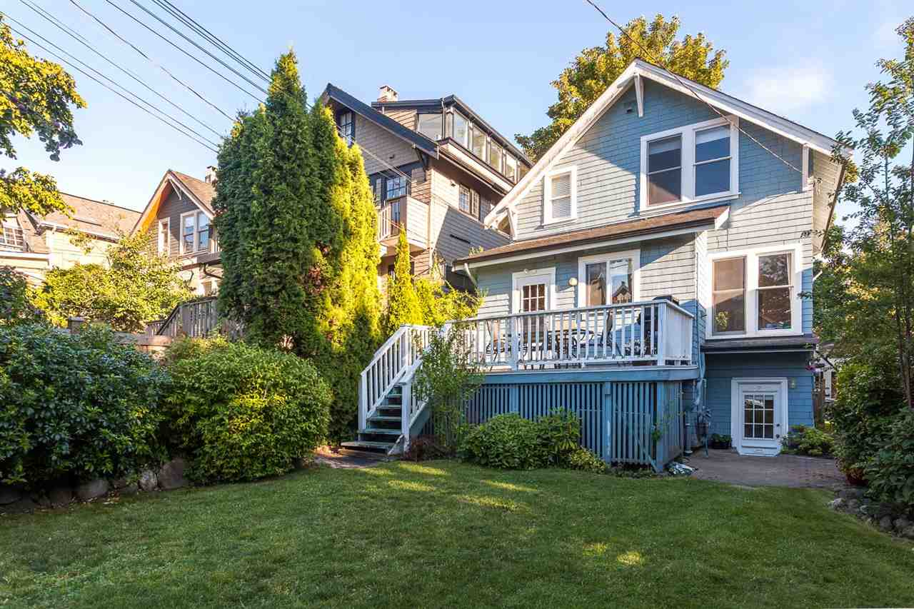 Photo 16: 2645 W 11TH AVENUE in Vancouver: Kitsilano House for sale (Vancouver West)  : MLS® # R2089393