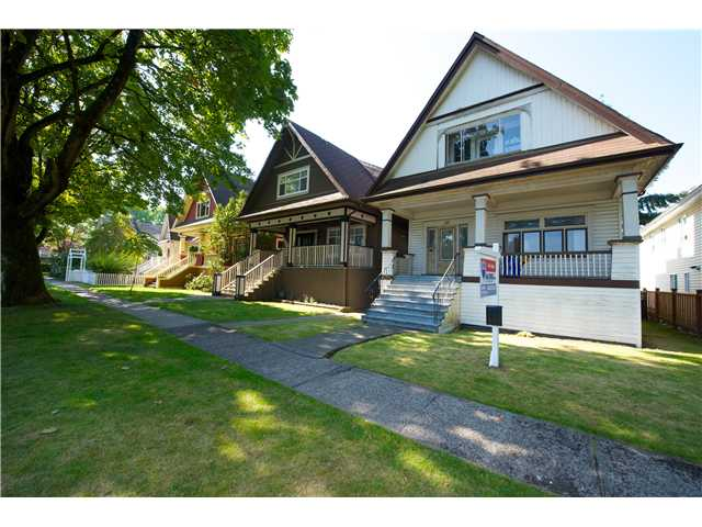 Main Photo: 3325 QUEBEC Street in Vancouver: Main House for sale (Vancouver East)  : MLS(r) # V1027550