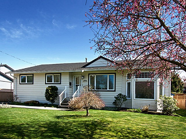 Main Photo: 4348 48B ST in Ladner: Ladner Elementary House for sale : MLS(r) # V1053932
