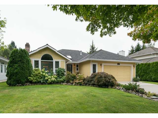 Main Photo: 12630 24A AV in Surrey: Crescent Bch Ocean Pk. House for sale (South Surrey White Rock)  : MLS® # F1423010