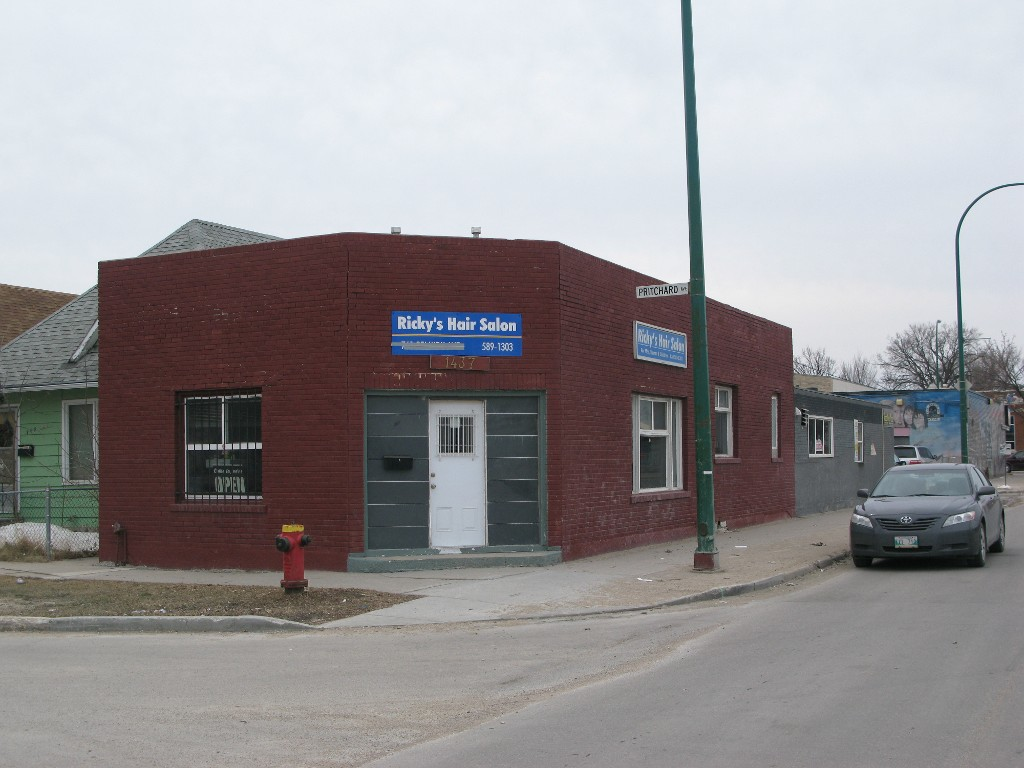 Photo 1: Photos: 1437 Arlington Street in Winnipeg: Industrial / Commercial / Investment for sale (North End)  : MLS® # 1407934