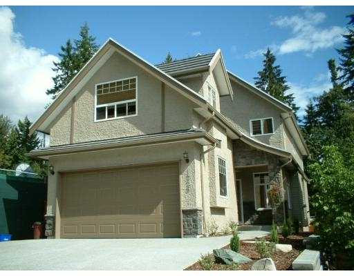 Main Photo: 1225 LIVERPOOL Street in Coquitlam: Burke Mountain House for sale : MLS(r) # V612766