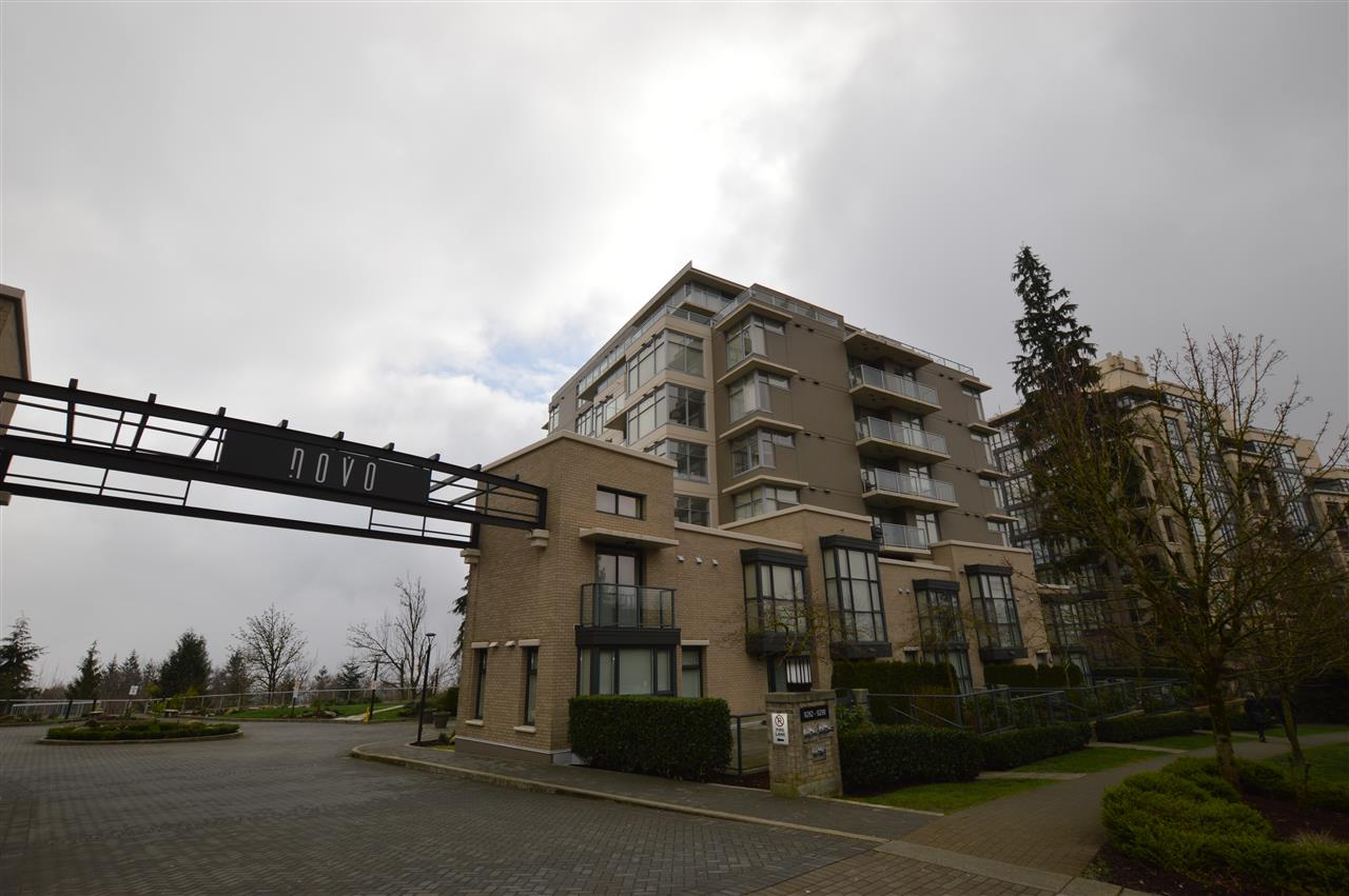Main Photo: 008 9298 UNIVERSITY CRESCENT in Burnaby: Simon Fraser Univer. Condo for sale (Burnaby North)  : MLS® # R2037582