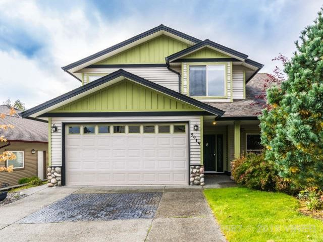 Main Photo: 5919 REDWING Crescent in Nanaimo: Z4 Pleasant Valley House for sale (Zone 4 - Nanaimo)  : MLS®# 416587
