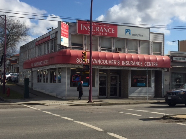 Main Photo: 5606 VICTORIA DRIVE in Vancouver: Victoria VE Retail for sale (Vancouver East)  : MLS® # C8011179