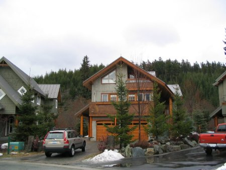 Main Photo: Gateway to Nature-Easy walk to Whistler Village