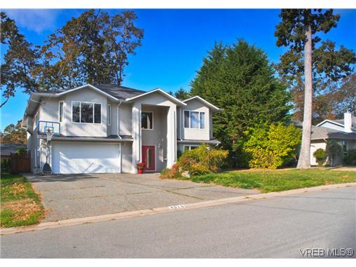 Main Photo: 4010 Malton Avenue in VICTORIA: SE Mt Doug Single Family Detached for sale (Saanich East)  : MLS® # 315674