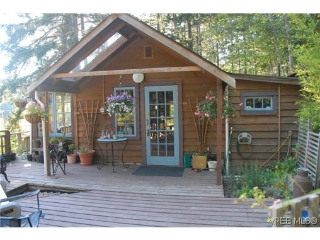 Main Photo: 367 Cusheon Lake Road in SALT SPRING ISLAND: GI Salt Spring Single Family Detached for sale (Gulf Islands)  : MLS® # 317415