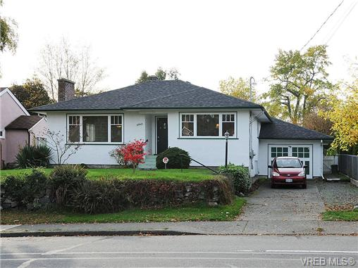 Main Photo: 2942 Quadra Street in VICTORIA: Vi Mayfair Single Family Detached for sale (Victoria)  : MLS® # 316696