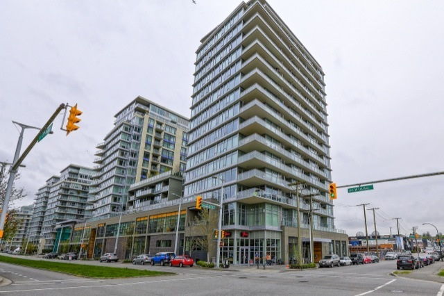 Main Photo: 709 1708 COLUMBIA STREET in Vancouver: False Creek Condo for sale (Vancouver West)  : MLS® # R2059228