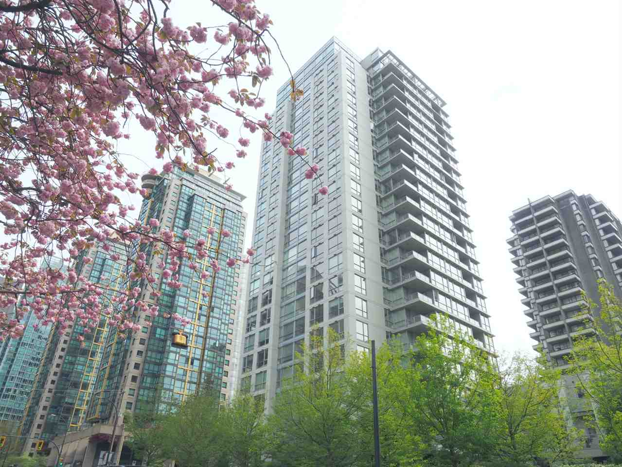 Main Photo: 1004 1420 W GEORGIA STREET in Vancouver: West End VW Condo for sale (Vancouver West)  : MLS® # R2162341