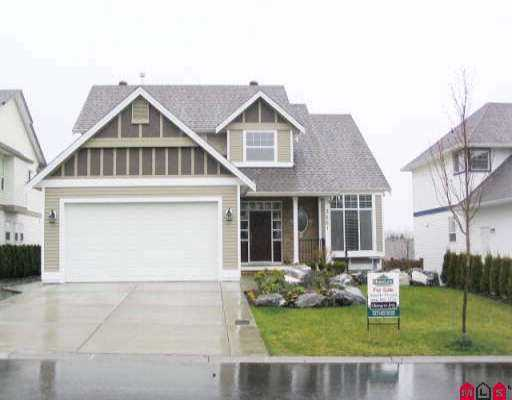 Main Photo: 3661 HERITAGE DR in Abbotsford: Abbotsford West House for sale : MLS® # F2602780