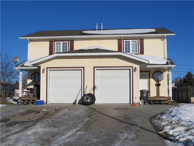 Main Photo: 9516 94TH Avenue in Fort St. John: Fort St. John - City SE House 1/2 Duplex for sale (Fort St. John (Zone 60))  : MLS® # N224582