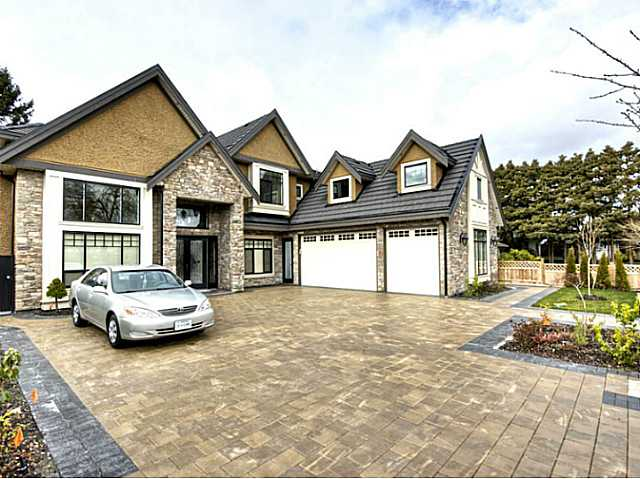 "Main Photo: 8451 FAIRHURST Road in Richmond: Seafair House for sale in ""SEAFAIR"" : MLS® # V990004"