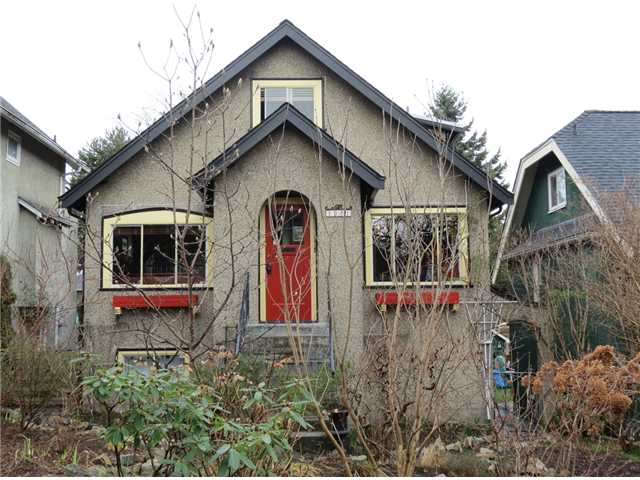 Main Photo: 1321 E 18TH Avenue in Vancouver: Knight House for sale (Vancouver East)  : MLS(r) # V994014