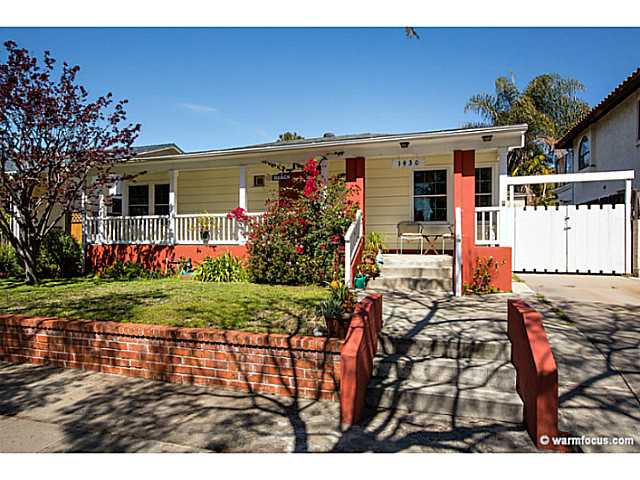 Photo 2: PACIFIC BEACH House for sale : 4 bedrooms : 1430 Missouri Street in San Diego