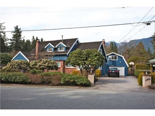 "Main Photo: 1282 RYDAL Avenue in North Vancouver: Canyon Heights NV House for sale in ""CANYON HEIGHTS"" : MLS® # V999856"
