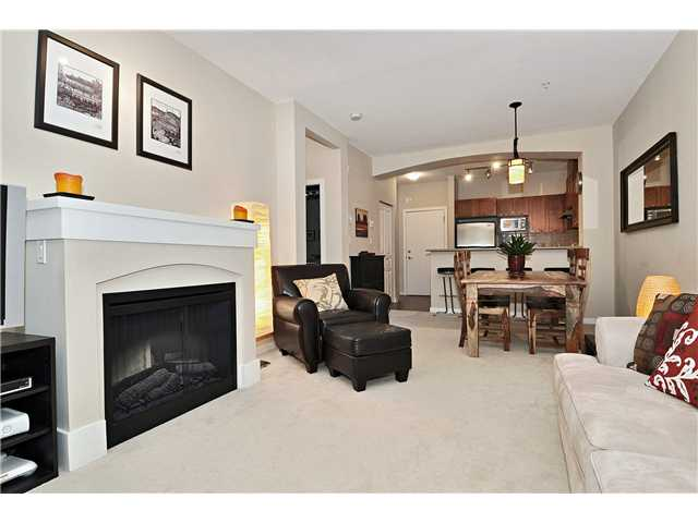 "Main Photo: # 101 2969 WHISPER WY in Coquitlam: Westwood Plateau Condo for sale in ""SUMMERLIN"" : MLS® # V909010"