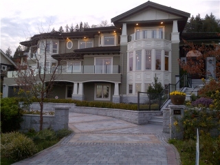 Main Photo: 2311 DUNLEWEY Place in West Vancouver: Whitby Estates House for sale : MLS(r) # V1004668
