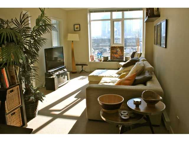 Photo 3: # 512 1133 HOMER ST in Vancouver: Yaletown Condo for sale (Vancouver West)  : MLS® # V1048978