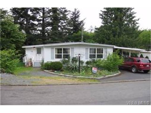 Main Photo: 23 2587 Selwyn Road in VICTORIA: La Mill Hill Manu Double-Wide for sale (Langford)  : MLS®# 188062