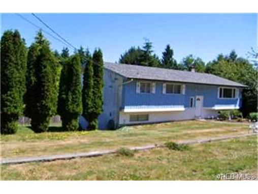 Main Photo: 2329 Galena Road in SOOKE: Sk Broomhill Single Family Detached for sale (Sooke)  : MLS® # 217084