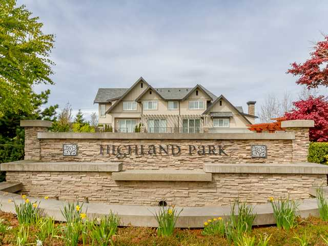 Main Photo: 91 2501 161a in Surrey: Townhouse for sale (South Surrey White Rock)  : MLS®# F1410898