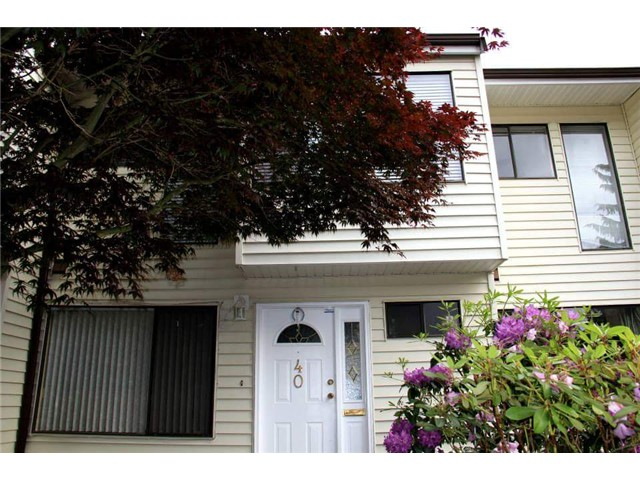 Main Photo: # 40 9328 128TH ST in Surrey: Queen Mary Park Surrey Condo for sale : MLS® # F1439740