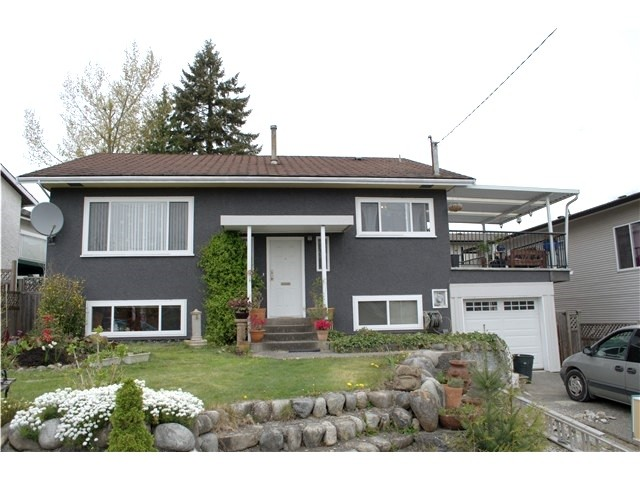 Main Photo: 3151 DUNKIRK AV. in Coquitlam: New Horizons House  : MLS® # V1115638