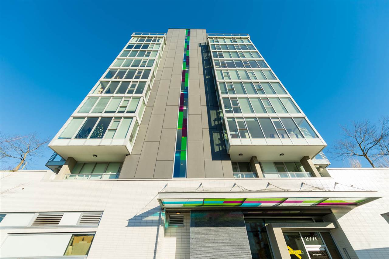 Main Photo: 1006 2770 SOPHIA STREET in Vancouver: Mount Pleasant VE Condo for sale (Vancouver East)  : MLS® # R2127053